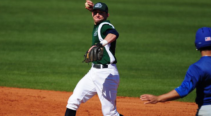 Hazel Slam Saves Bobcat Sweep, 8-4