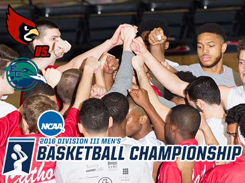 CUA Men's Basketball to Host NCAA First & Second Rounds