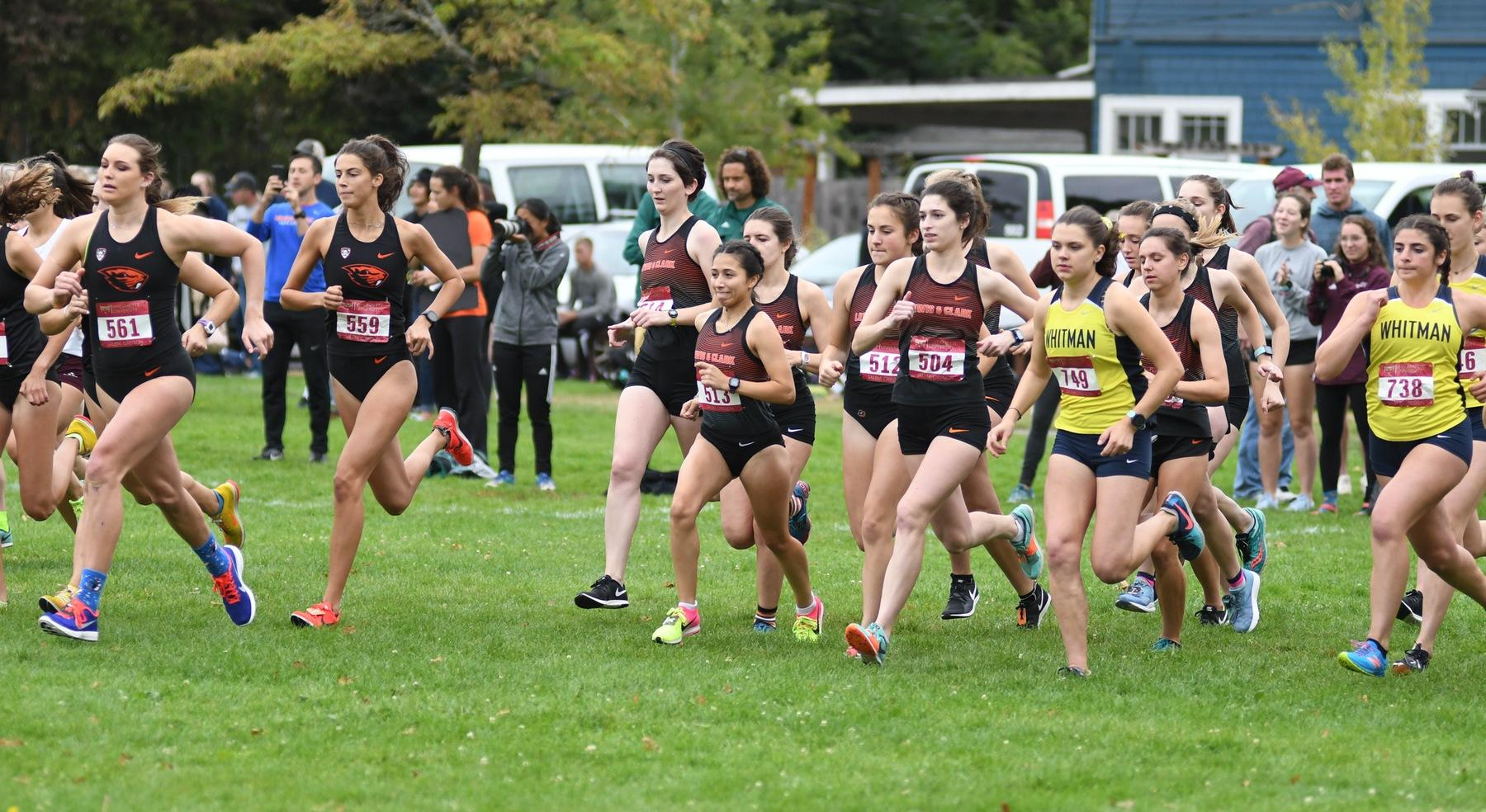Pioneers race nine athletes at the NCAA Division III West Region Championships