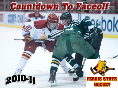 """Countdown To Faceoff"" Series Starts This Monday"