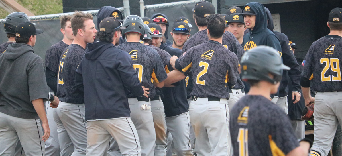 Retrievers Split Double Header with UAlbany on Saturday