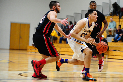 Goucher Falls to St. Vincent College at Carnegie Mellon tournament