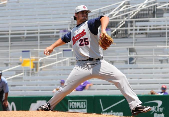 Hamann kept Belmont in the game with six strong innings.