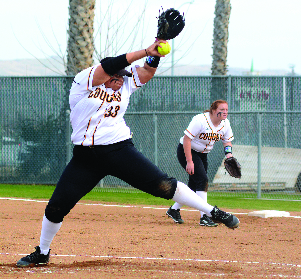 TC Softball gets First Win of the Season