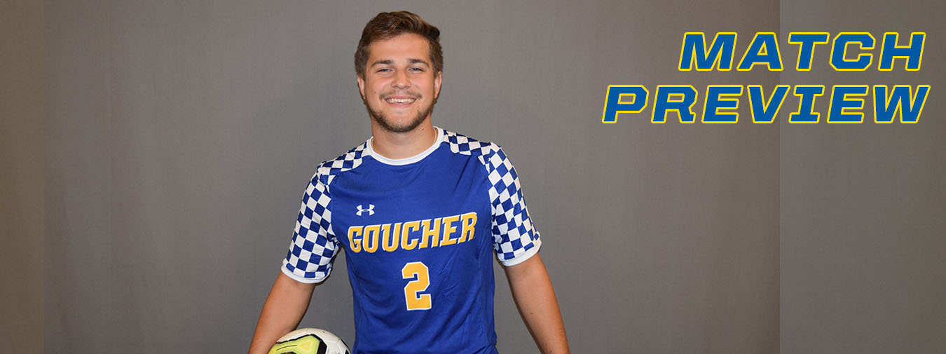Goucher Men's Soccer Wraps Up Road Trip At Hood On Tuesday Night
