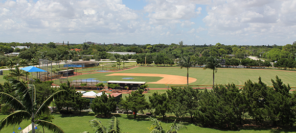 Kendall Campus baseball Field
