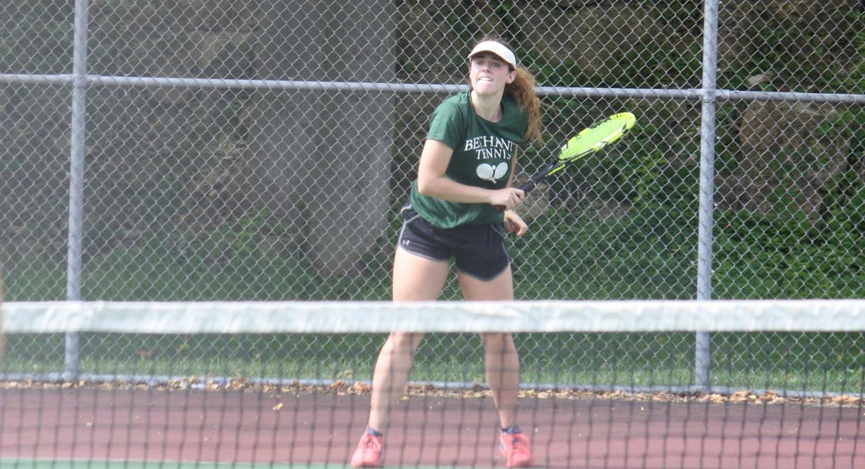 Women's Tennis Drops Two PAC Matches