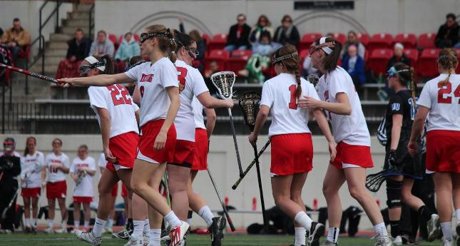 LC Women's Lacrosse Cruise to 24-1 Win at Hollins