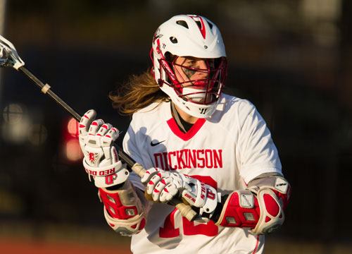Will Scott tallied a hat-trick and dished out an assist as #2-ranked Dickinson improved to 10-0 on the season with a 9-8 win over Haverford on Saturday<BR>
