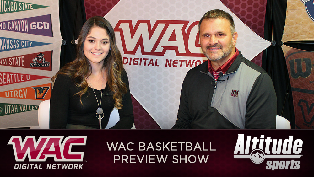 WAC Basketball Preview Show to Air on Altitude Sports Network