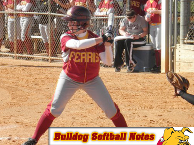 Softball Opens 2010 Home Schedule This Week