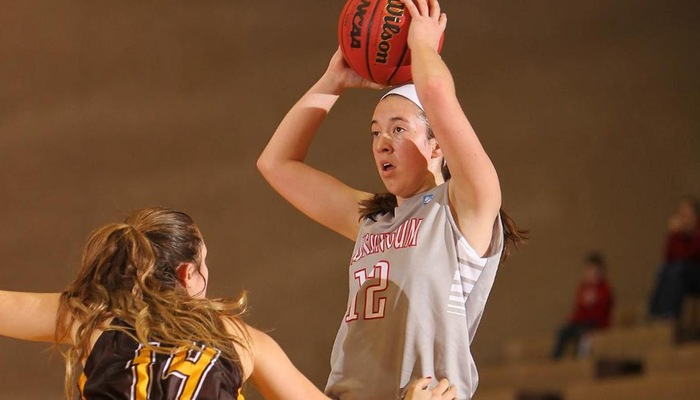 Smith, Parkman post career-high 17 points to lead Women's Basketball past John Carroll