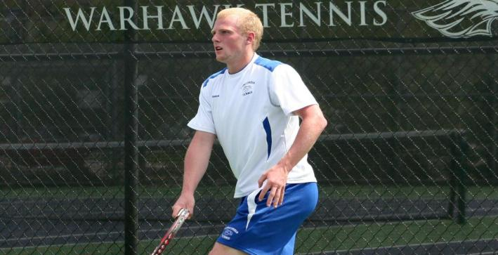 2012-13 Stories of the Year (No. 5): Men's Tennis continues NAC dominance