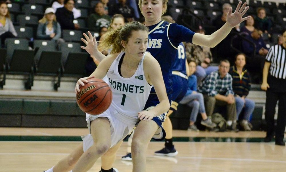 WOMEN'S HOOPS RETURNS TO THE NEST TO HOST MONTANA, MONTANA STATE