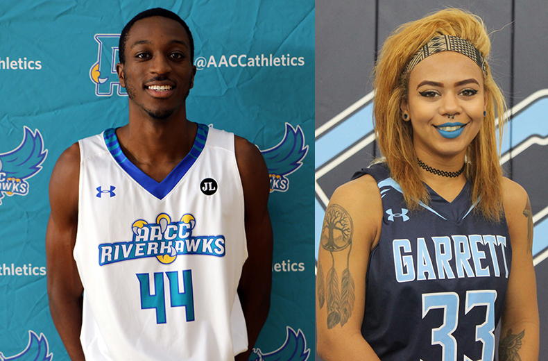Maryland JUCO Names November Student Athletes of the Month