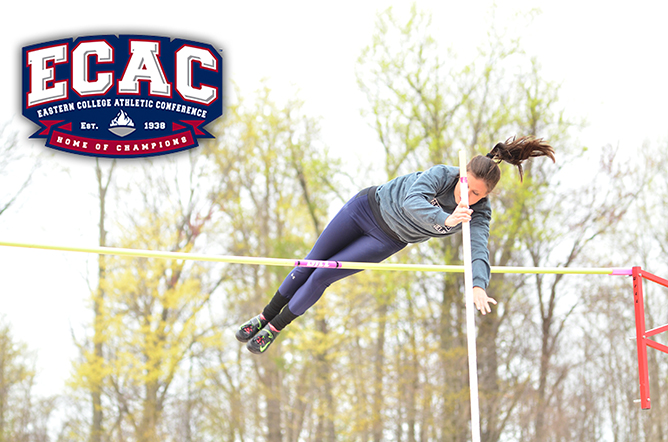Lions Geared Up for ECAC Track & Field Outdoor Championships