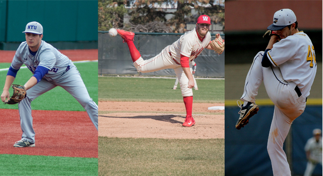 UAA Announces 2017 Baseball All-Association Team; Jonathan Iaione of NYU Named Position Player of the Year; Two Share Top Pitcher Honor