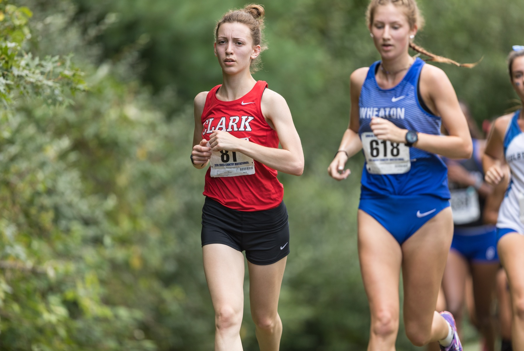 Clark Women Place 11th At James Earley Invitational