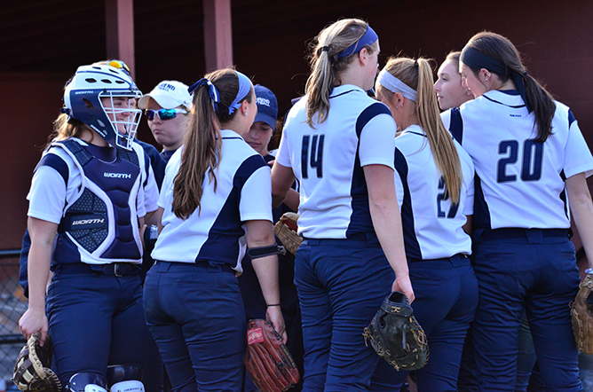Softball Travels To St. John Fisher for NCAA Regional