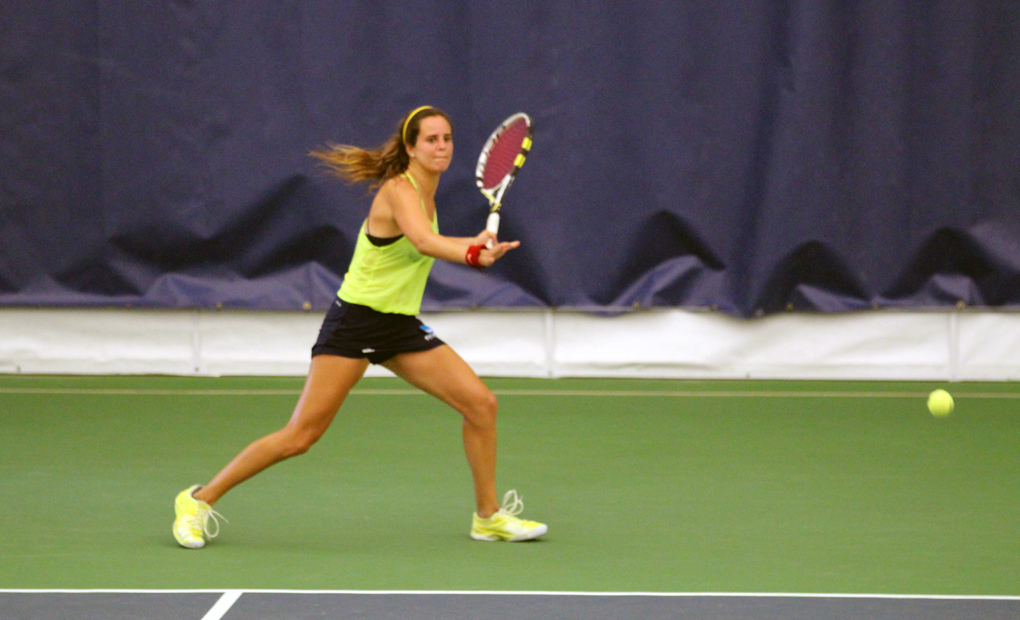 Emory Women's Tennis Upends No.-1 CMS, 5-1; Will Play Williams in Wednesday's NCAA Title Match