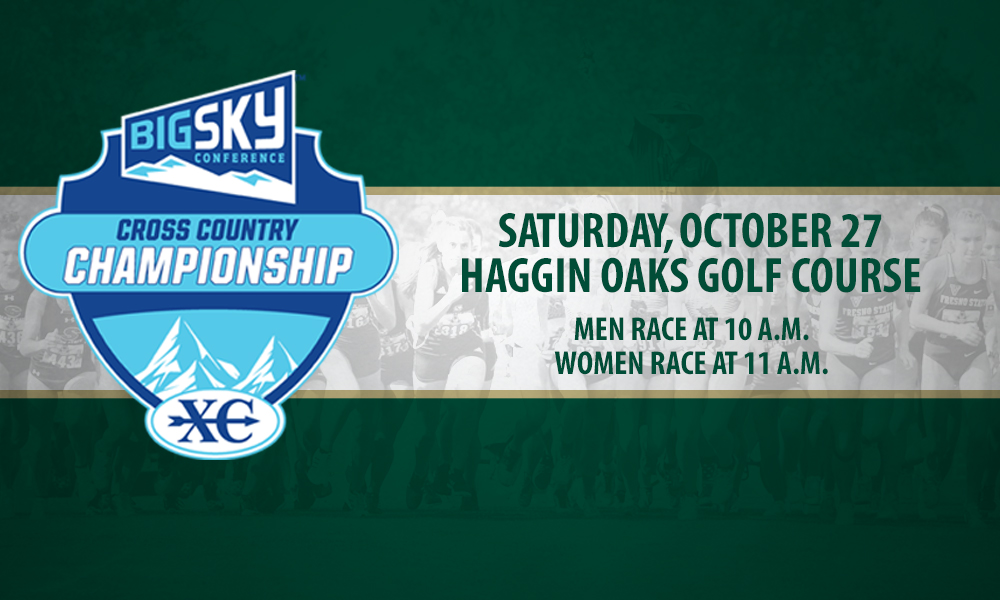 BIG SKY CROSS COUNTRY CHAMPIONSHIPS COME TO HAGGIN OAKS ON SATURDAY