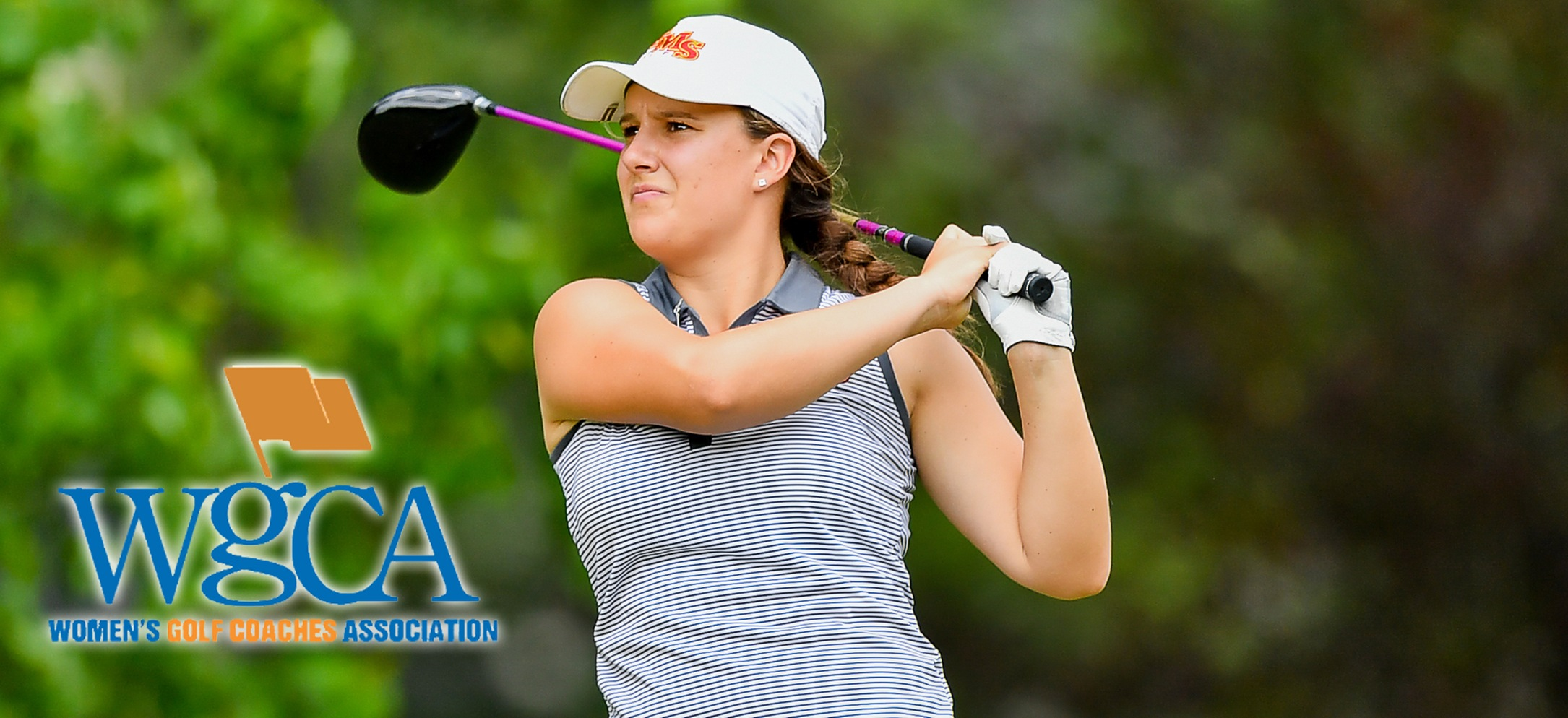 Ransom named WGCA All-American Scholar for second straight year