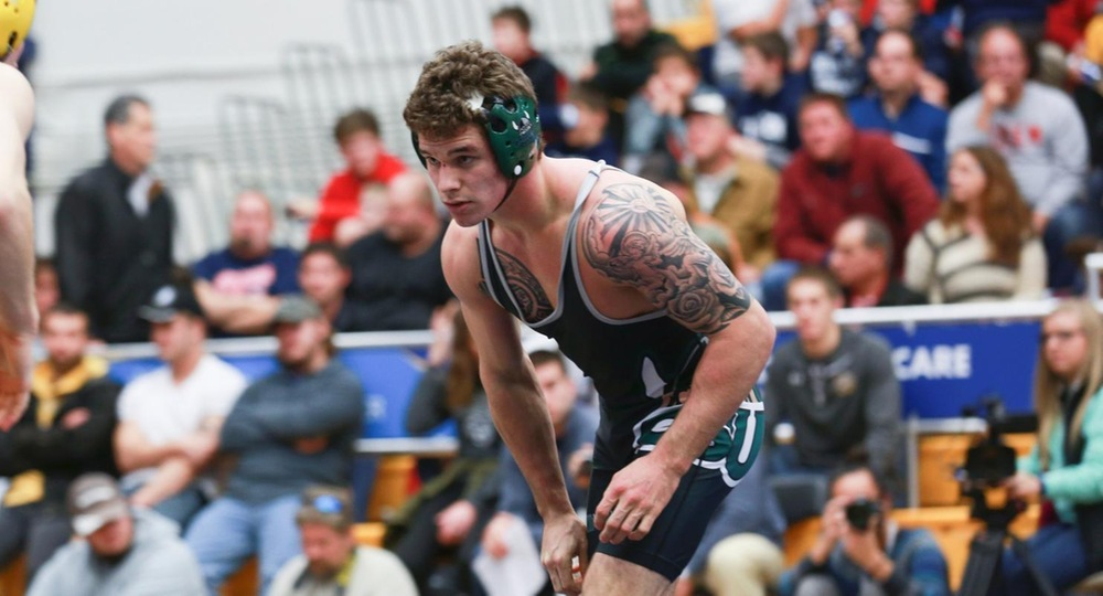 Corba Takes Second, Cheek Is Third at EWL Championships