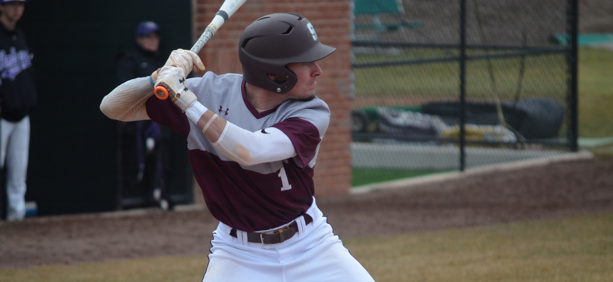 Baseball Suffers Non-Conference Setback to Amherst
