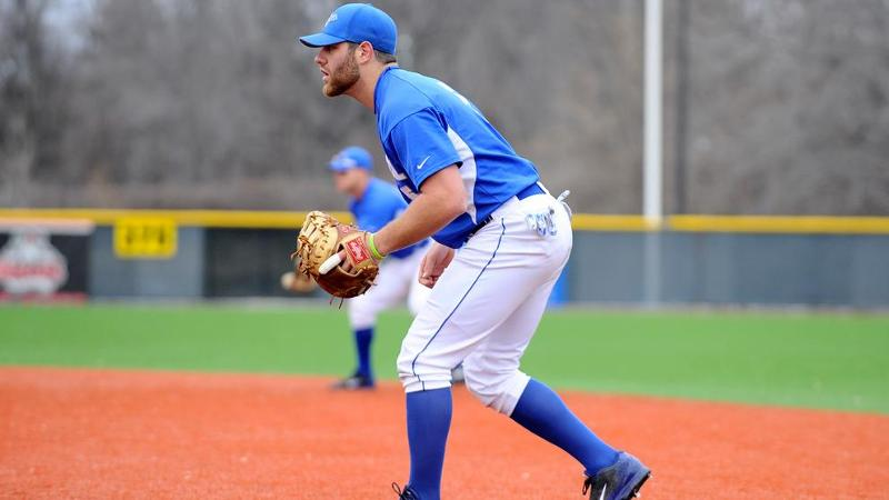 Baseball Drops Series Opener at Bryant, 4-3