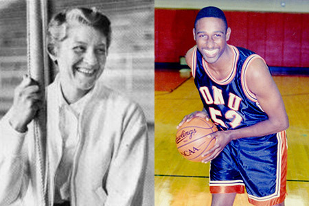 Ohio Northern legends Helen Ludwig, D'Artis Jones to be named to 2014 Ohio Basketball Hall of Fame Class
