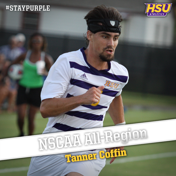Coffin Named Second-Team All-Region