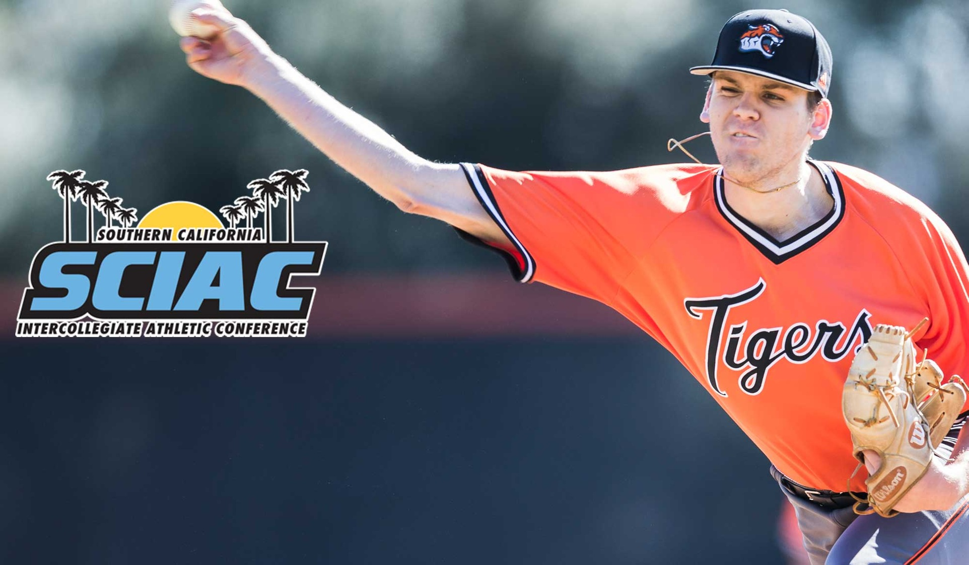 McCarthy Named SCIAC Pitcher of the Year