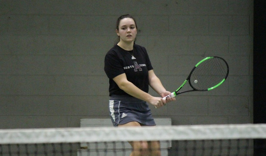 Women's Tennis Pulls Out 5-4 Win Over Defiance