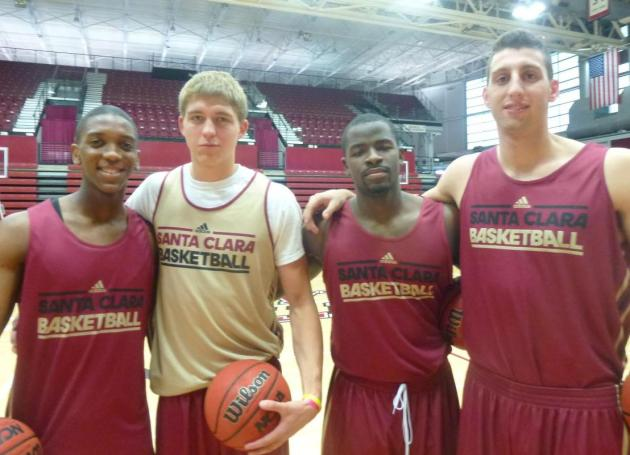 MIDNIGHT MADNESS BEGINS EARLY FOR THE BRONCOS: SCU Basketball Begins Practice