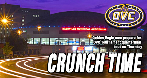 Golden Eagles prep for quarterfinals, OVC title pursuit