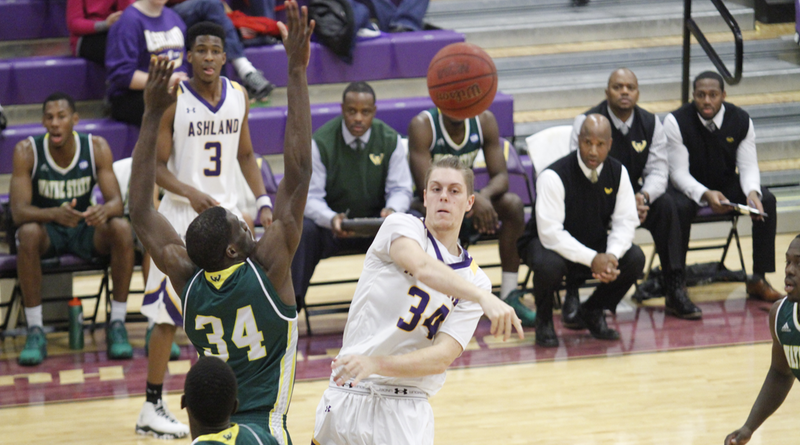 Eagle Men Lose GLIAC Road Game To Bulldogs