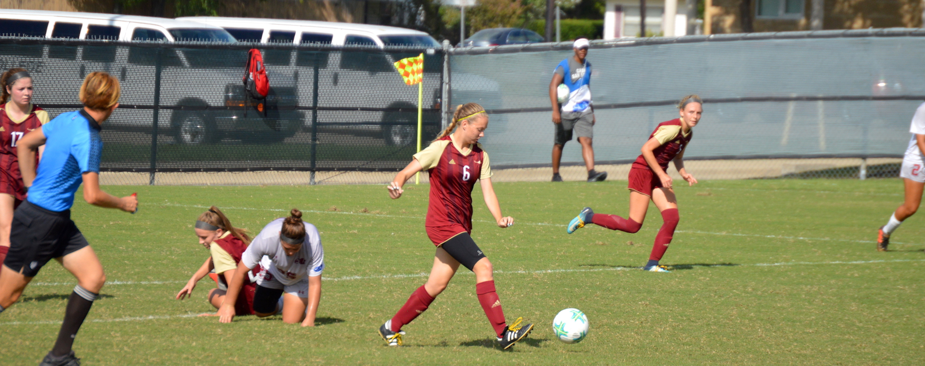 Women's Soccer Downed by Schreiner