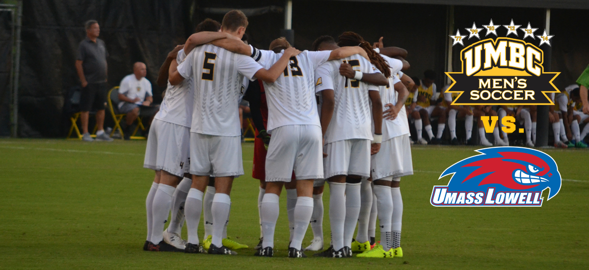 No. 18 UMBC Men's Soccer Heads to UMass Lowell on Wednesday