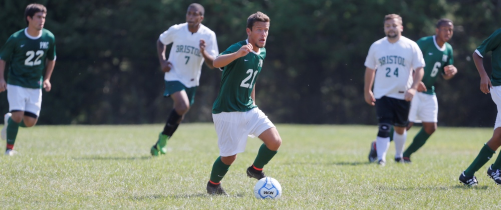Men's Soccer Can't Rally Past Me.-Machias