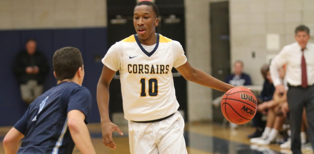 Azor Leads Men's Basketball To 91-87 Non-League Victory At Salem State