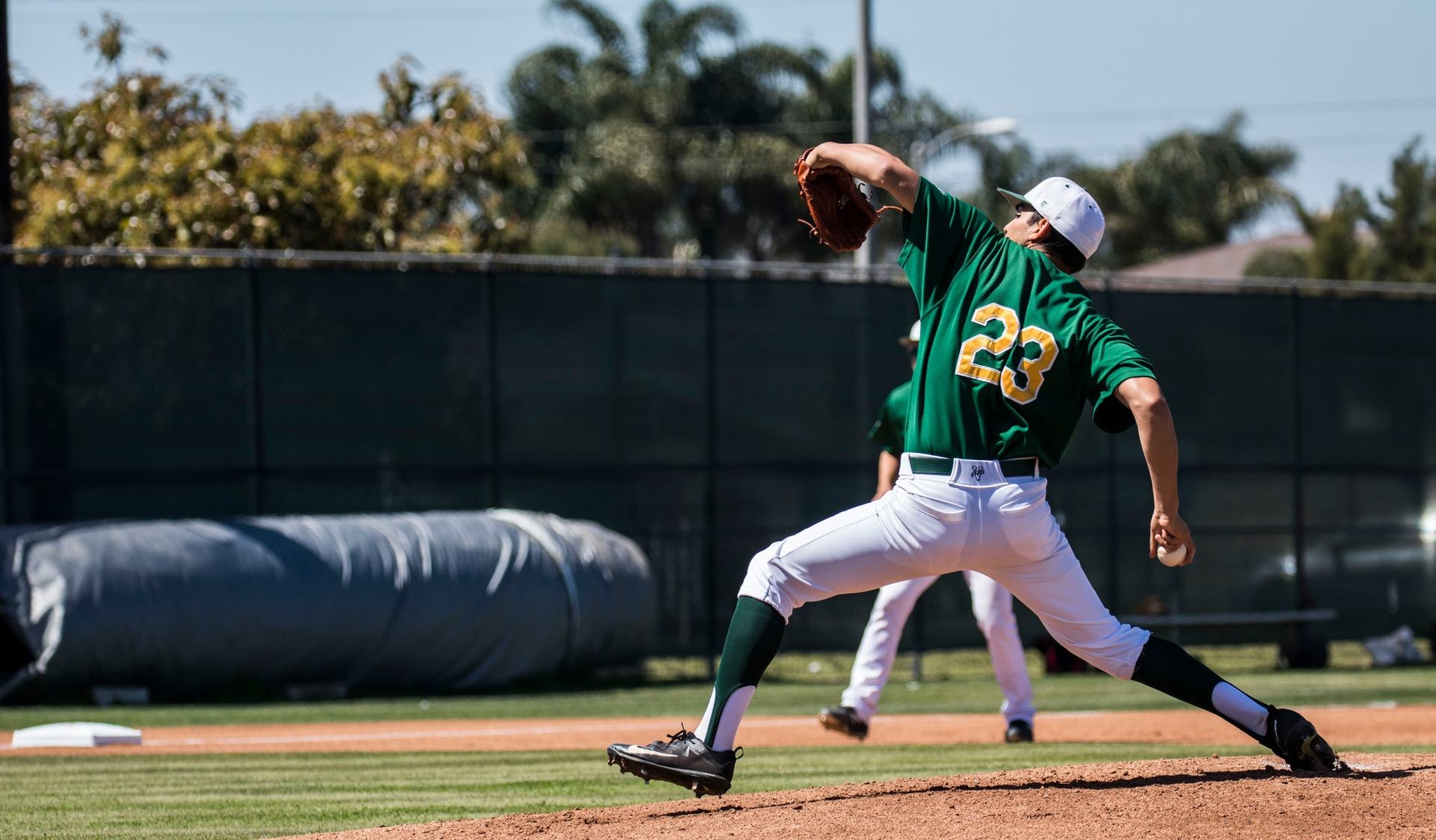 Baseball: Ibarra Throws 9 Shutout Innings of No Hit Ball in 10 Inning Win