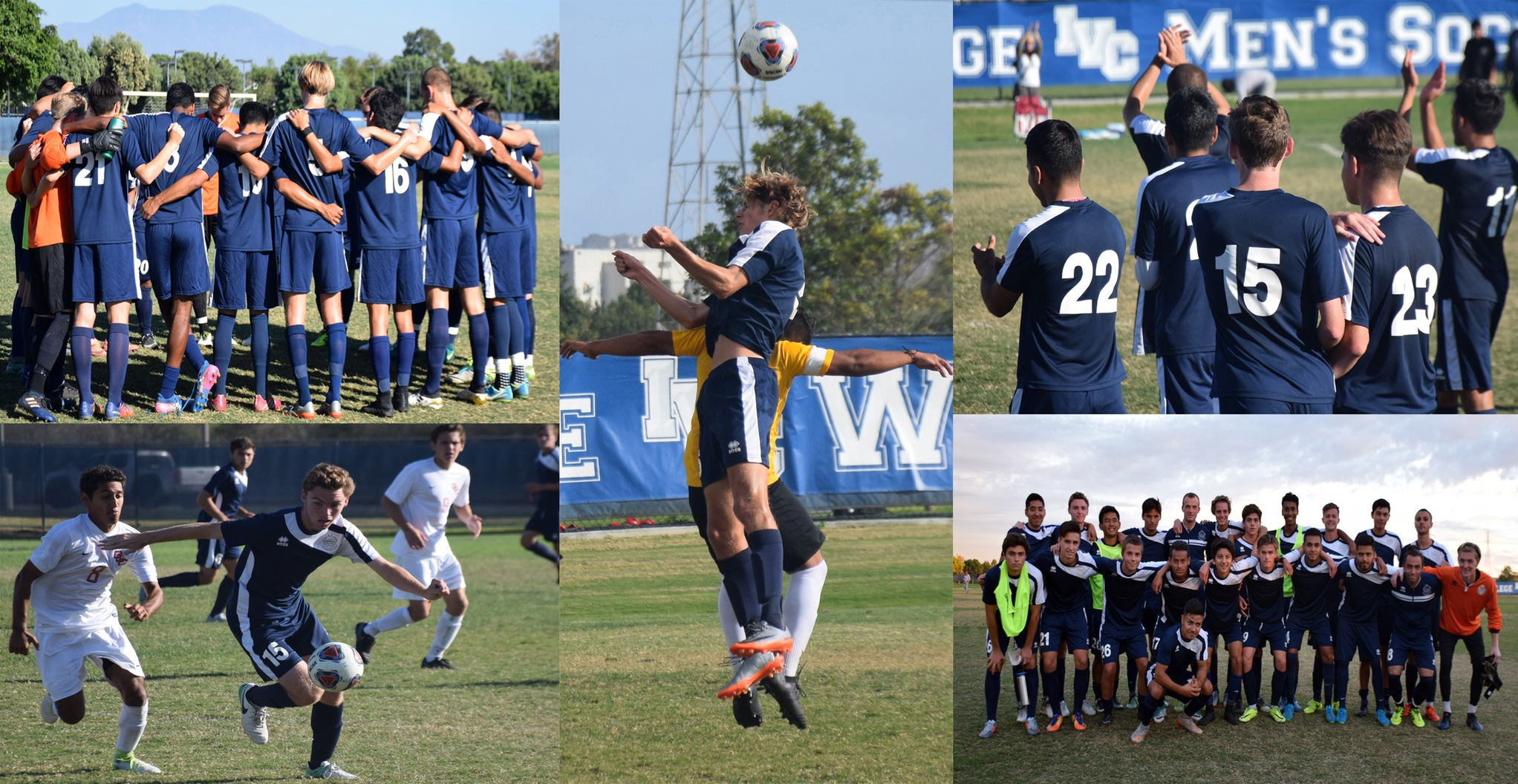 2018 Irvine Valley men's soccer schedule released