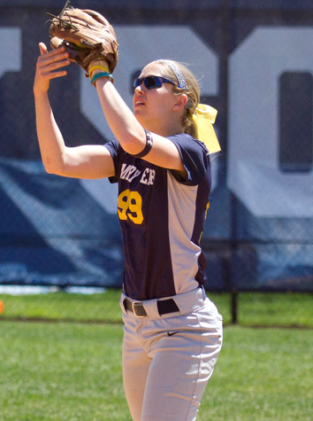 Emory & Henry Softball Drops A Pair In Its Home Opener Saturday