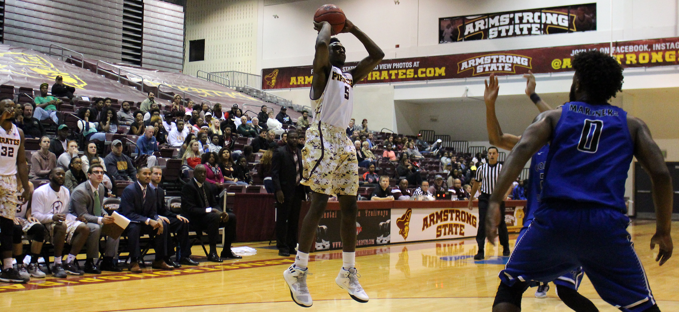 Flagler's Blistering Second Half Halts Men's Basketball 3-Game Win Streak, 99-89