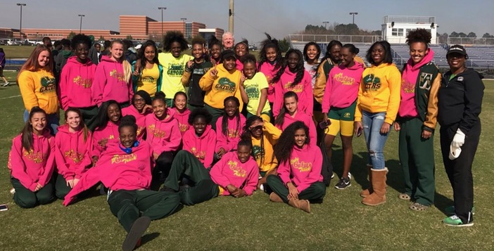 Girls Track Team Wins Back to Back Titles