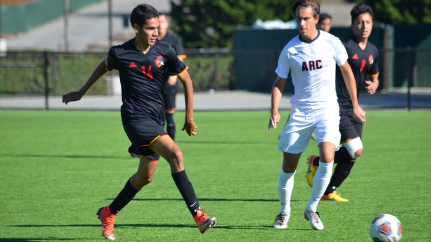 Trojans settle for 1-1 draw in final non-conference match