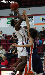 Pepperdine Women Too Much for Santa Clara