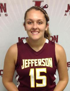 Piercey Named Jefferson Athlete of the Week