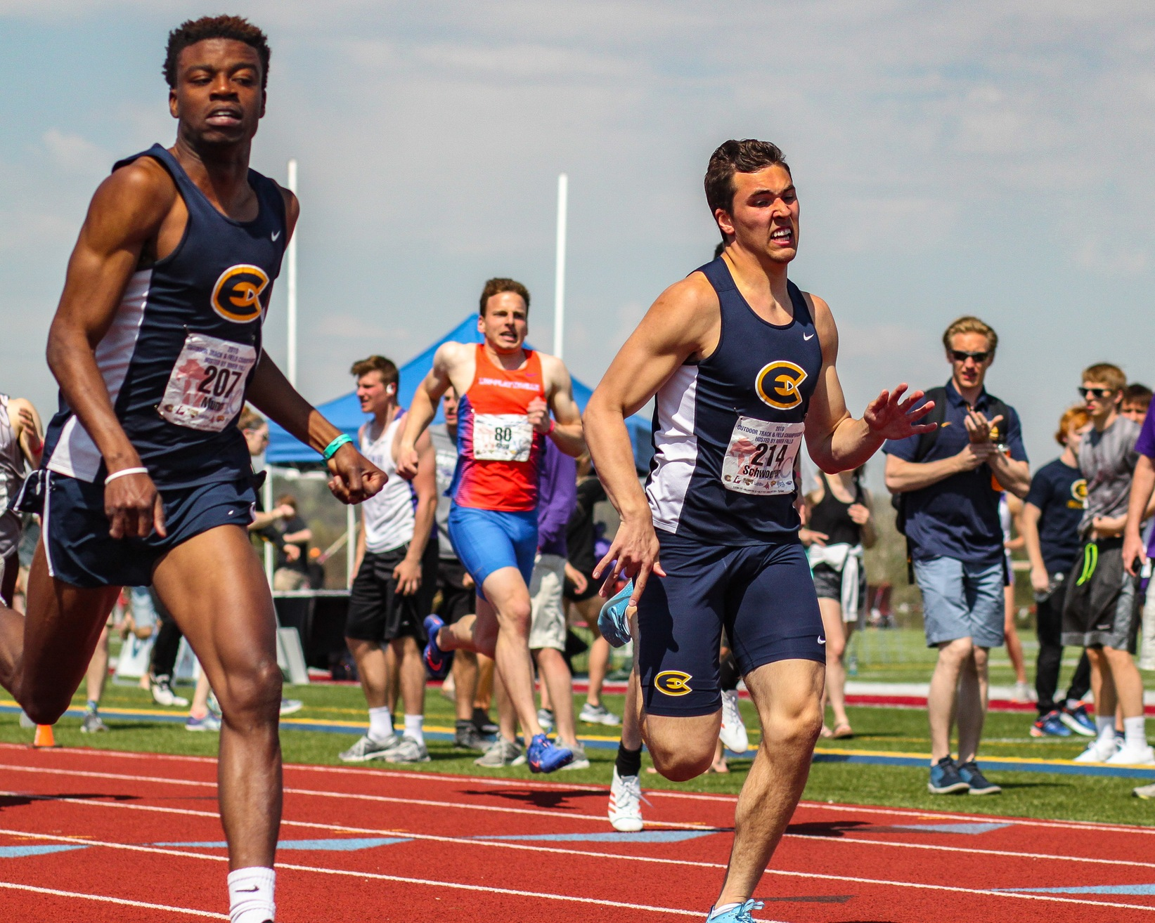 Track and Field finishes strong at WIAC Championship