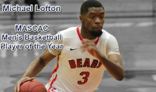 Bridgewater State's Lofton Headlines the 2014-15 MASCAC Men's Basketball All-Conference Team
